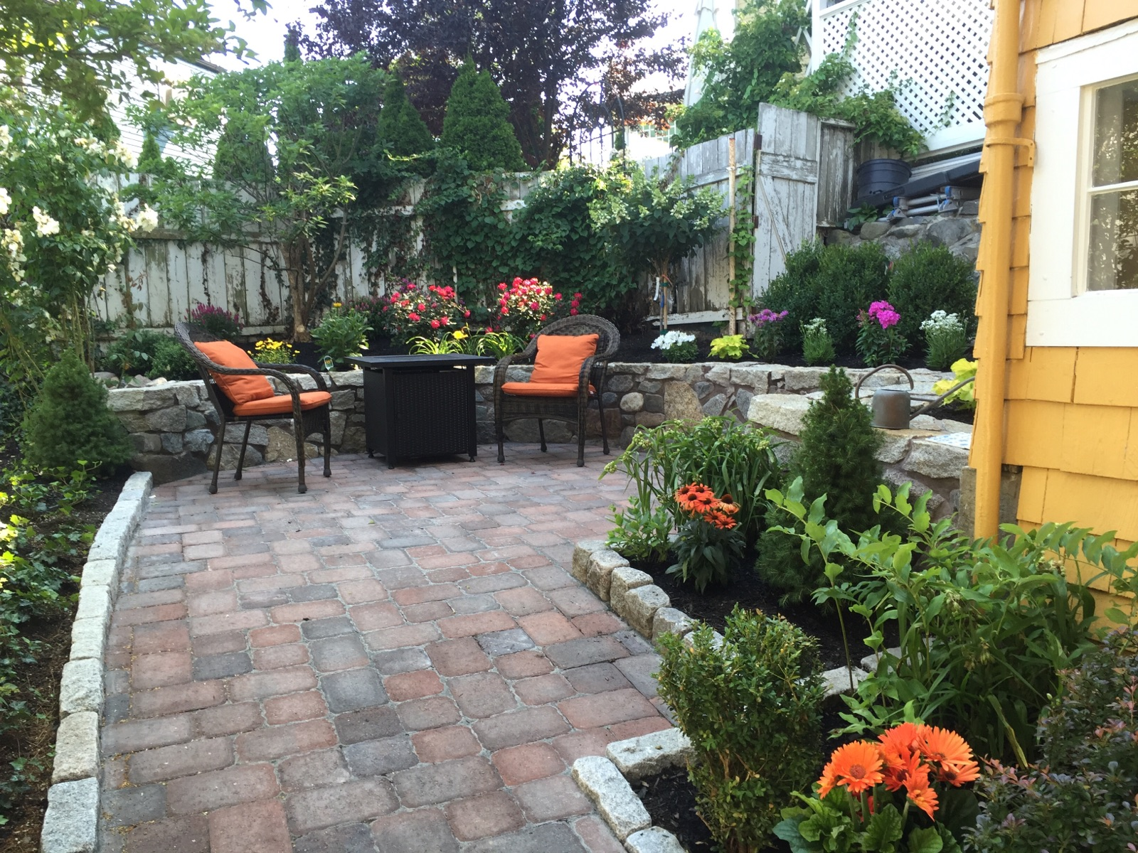 Patio Design and Construction in MA